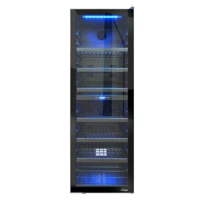 154-Bottle Dual-Zone Freestanding Wine Cooler