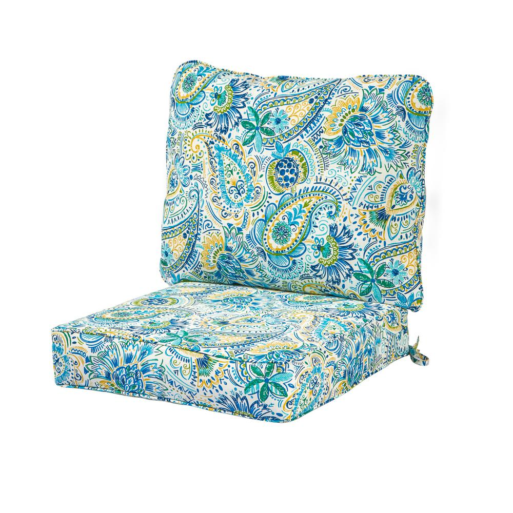 Fine Outdoor Chair Cushions Outdoor Cushions The Home Depot Gamerscity Chair Design For Home Gamerscityorg