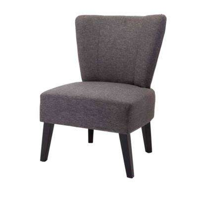 Woodrow Gray Accent Chair
