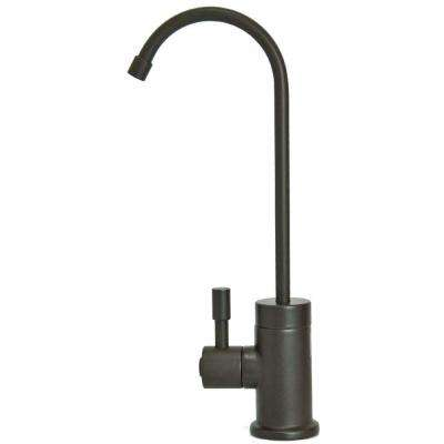 Single-Handle Standard Kitchen Faucet in Oil Rubbed Bronze