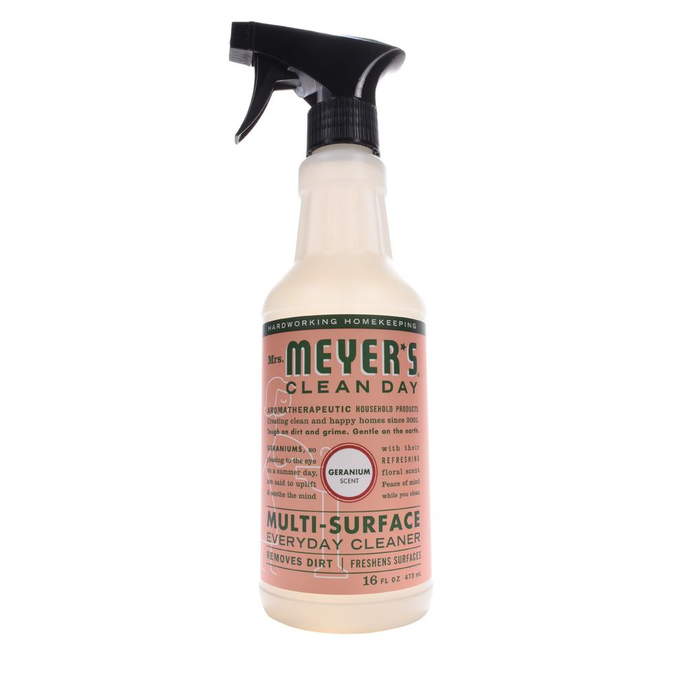 16 oz. Geranium Multi-Surface Everyday Cleaner