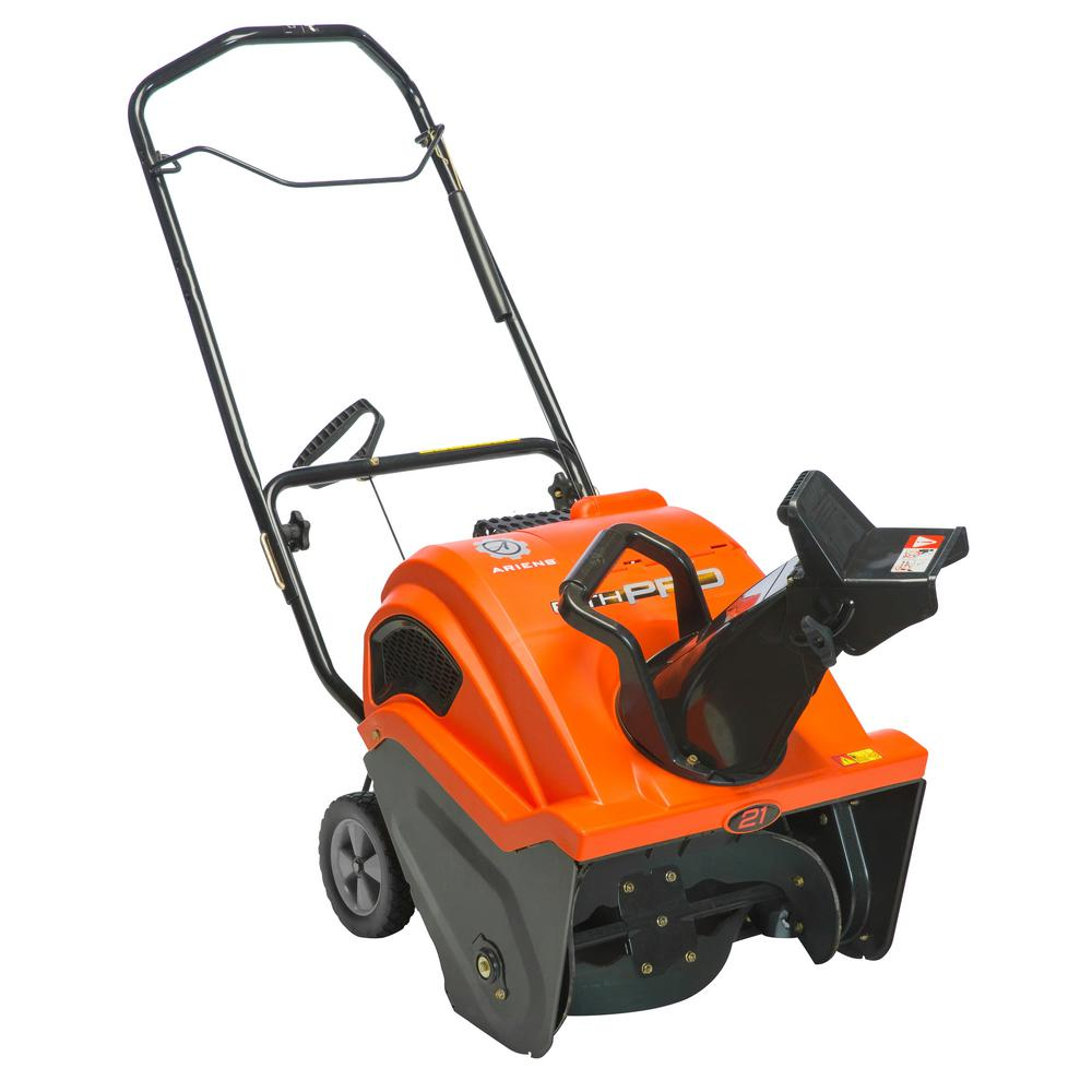 Ariens Path-Pro SS21 21 in. 136 cc Single-Stage Gas Snow Blower