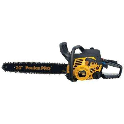 20 in. 50cc Chainsaw