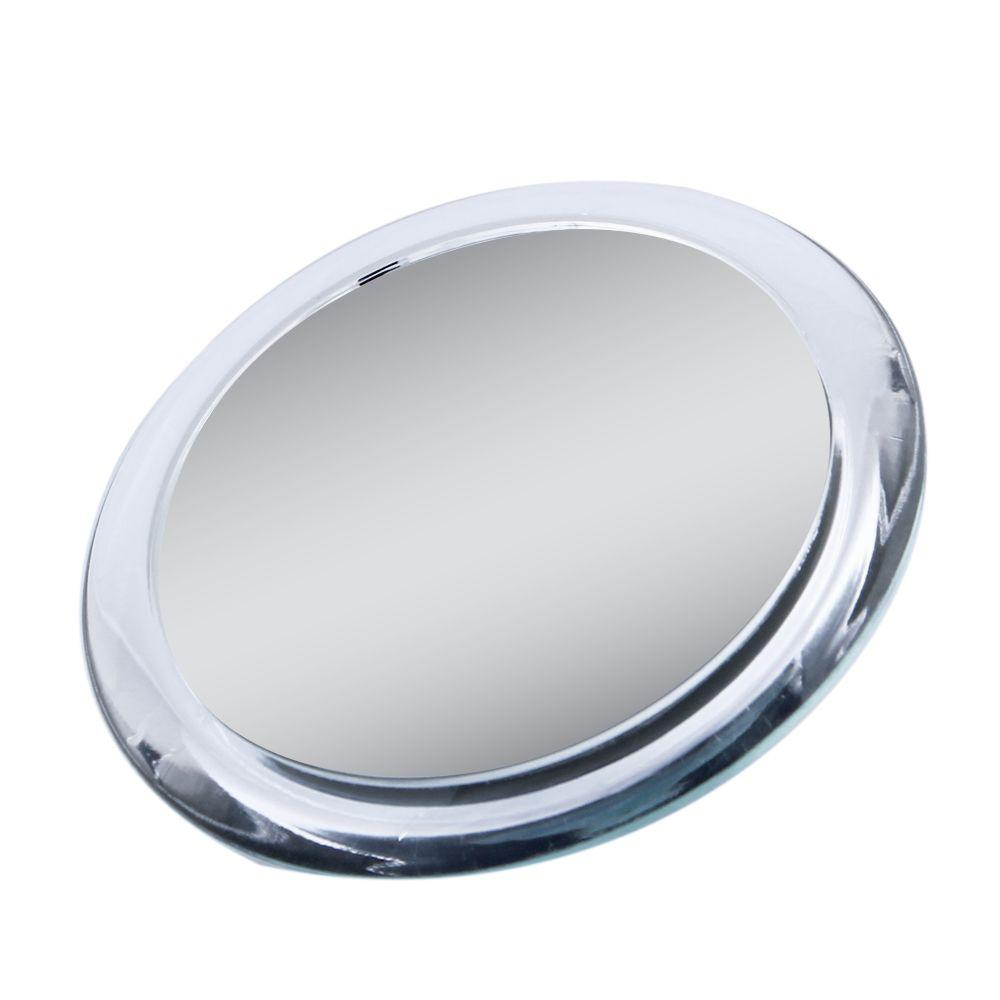 Zadro 5X/1X Magnification Spot Makeup Mirror in Clear