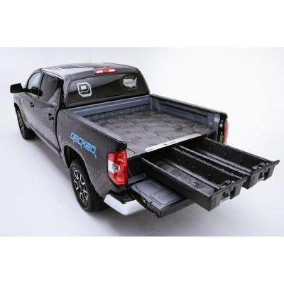 5 ft. 6 in. Bed Length Pick Up Truck Storage System for Ford F150 Aluminum (2015 - Current)