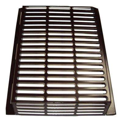 WallECover 13.75 in. x 12.75 in. x 2.75 in. Powder Coated Galvanized Steel Pest Control Exterior Vent Cover in Espresso