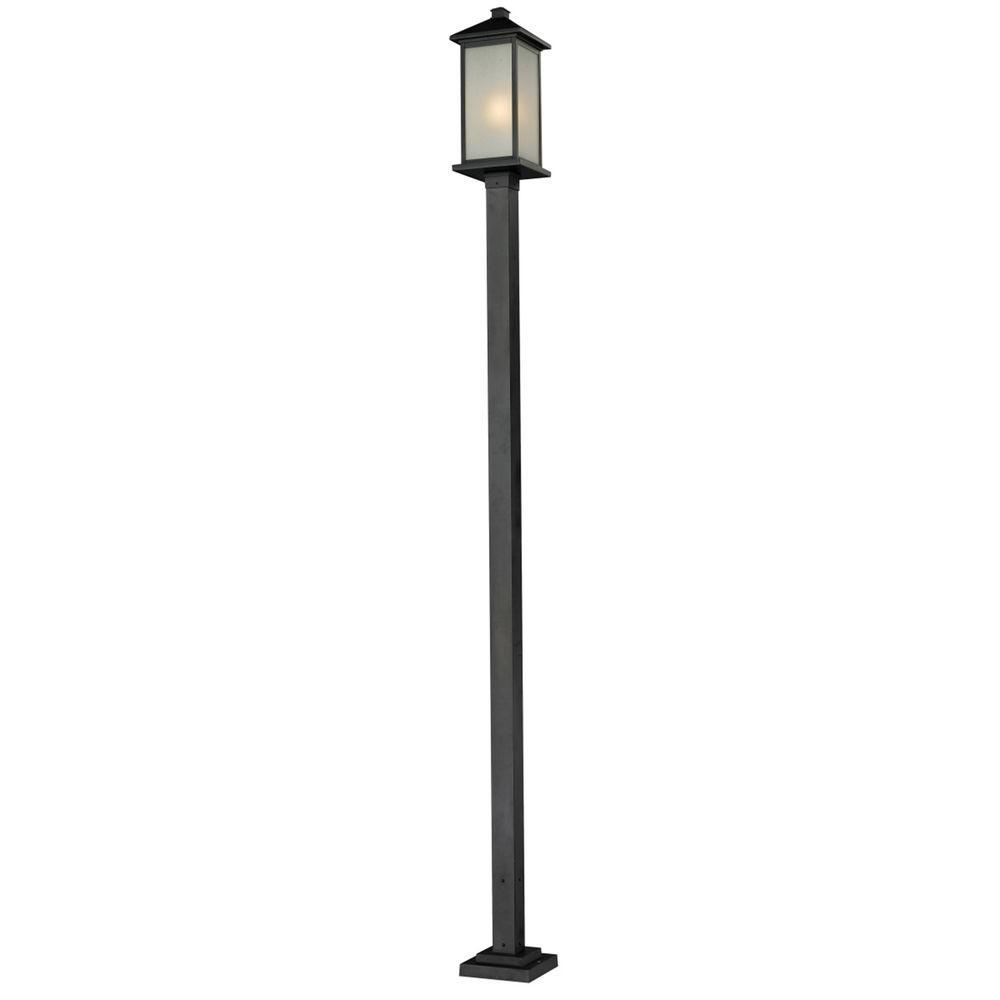 Filament Design Lawrence 1 Light Outdoor Black