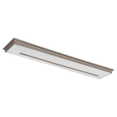 Fontane 2-Light White Ceiling Flush Mount