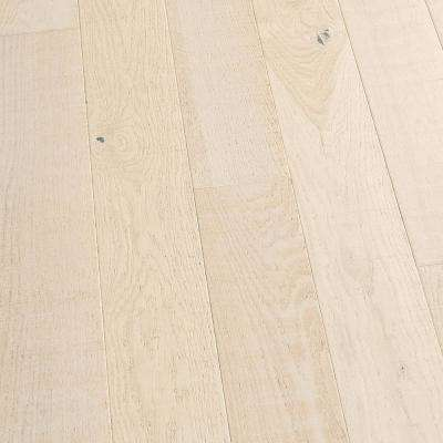 Take Home Sample - French Oak Light House Solid Hardwood Flooring - 5 in. x 7 in.