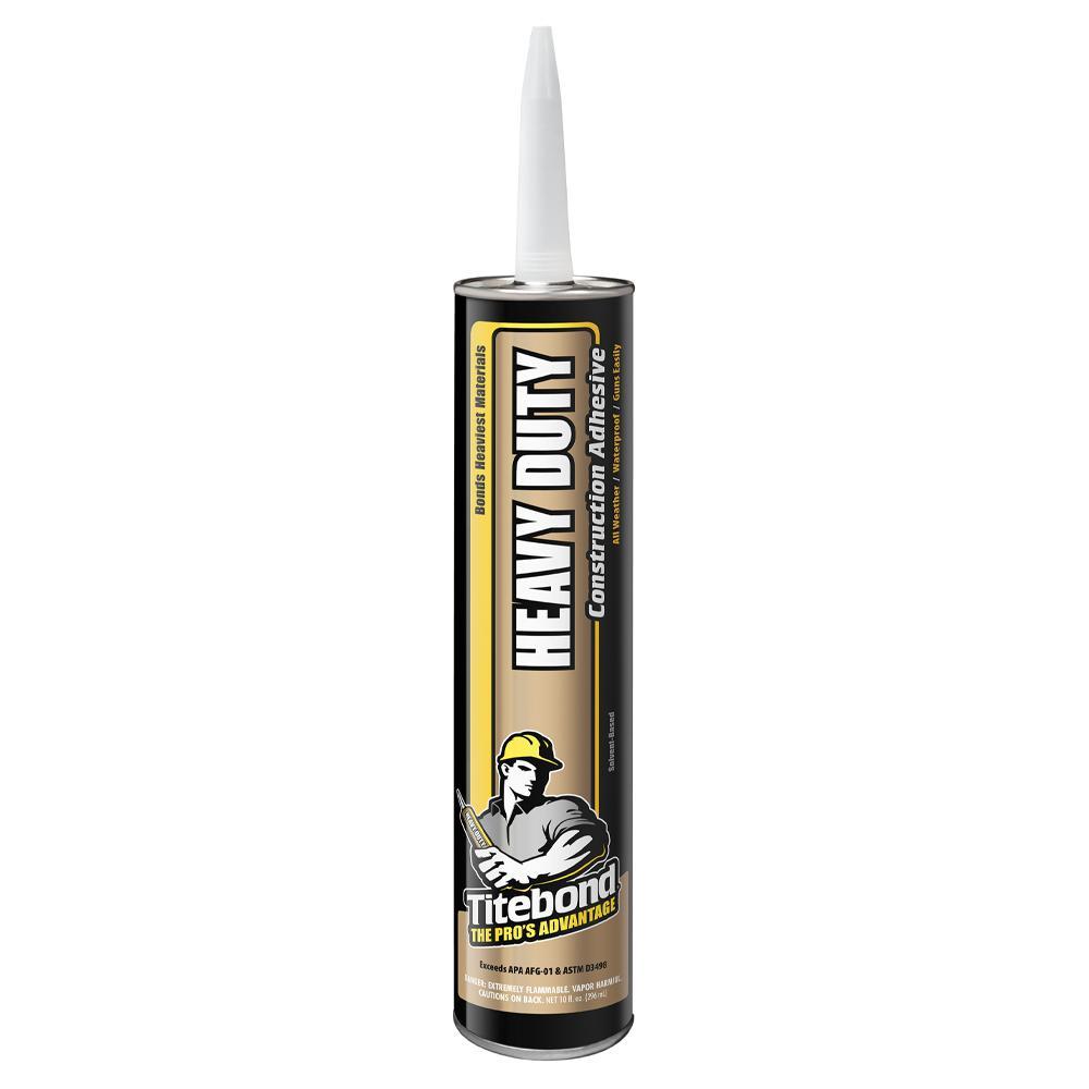 10 oz. Heavy Duty Construction Adhesive (12-Pack)