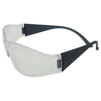 Boas Original Eye Protection Gray/Clear Temple/Frame and Clear Lens