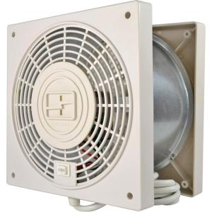 Thruwall through the wall 2 speed with airflow adapter - Through the wall exhaust fan for bathroom ...