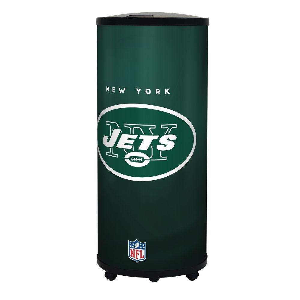 NFL 22 Qt. New York Jets Ice Barrel Cooler