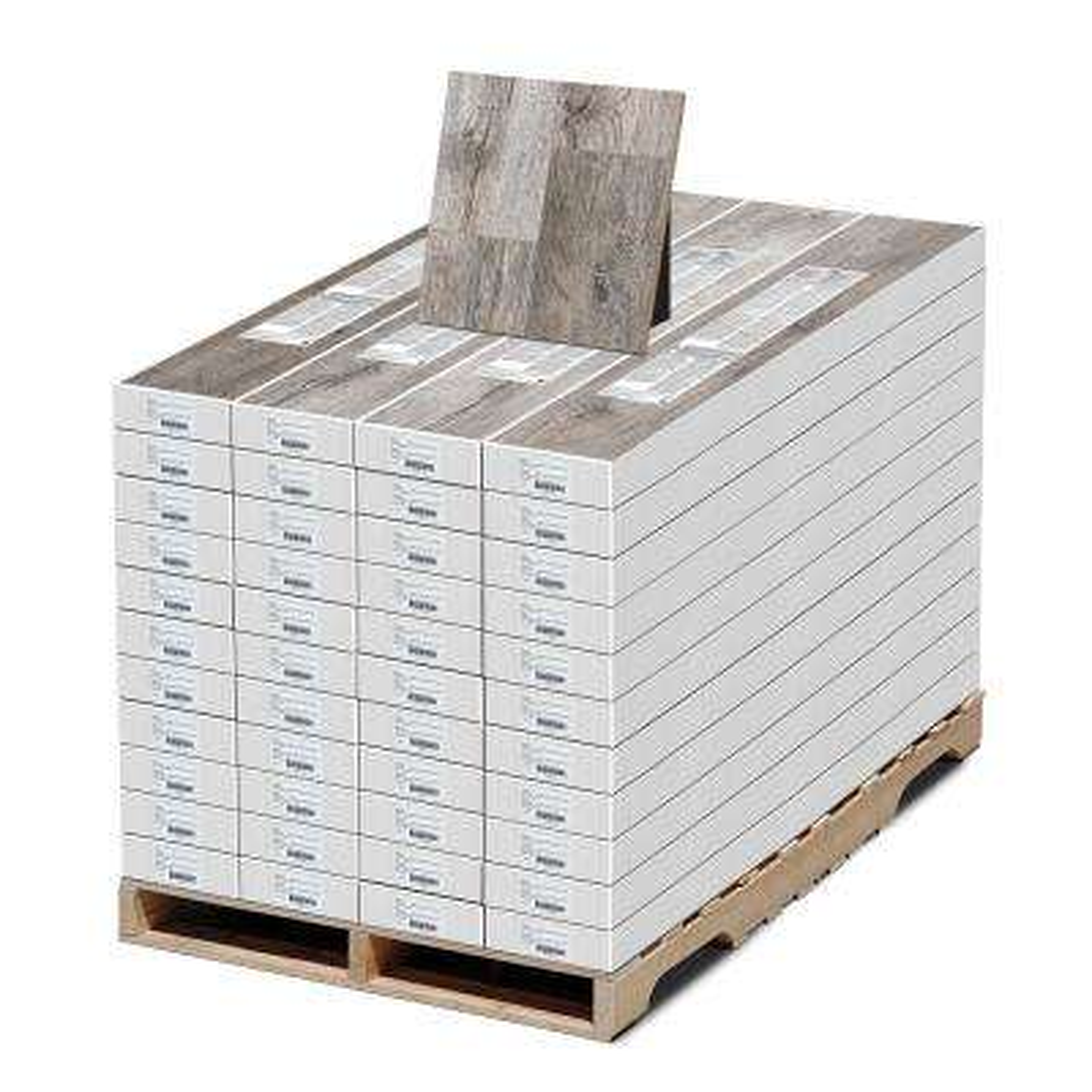 EIR Ardwick Tan Oak 12 mm Thick x 7-1/2 in. Wide x 50-2/3 in. Length Laminate Flooring (810.48 sq. ft. / pallet)