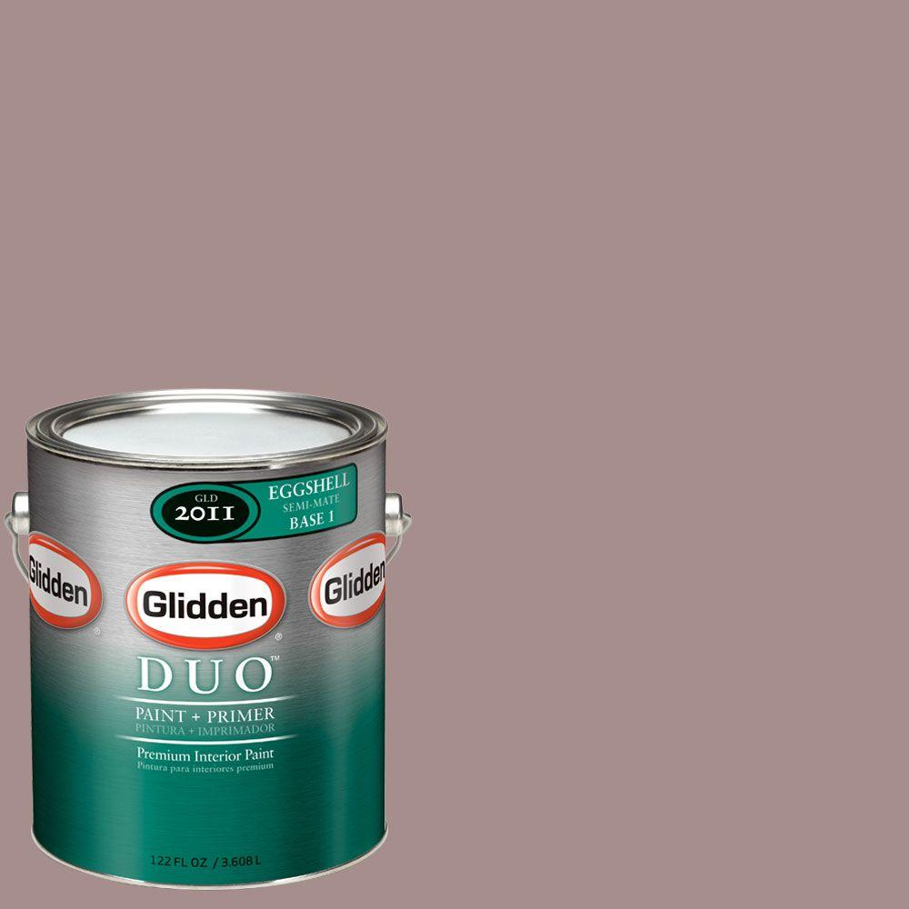 Glidden DUO Martha Stewart Living 1-gal. #MSL173-01E Heathered Moor Eggshell Interior Paint with Primer - DISCONTINUED