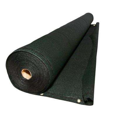 10 ft. x 150 ft. Green Privacy Fence Netting