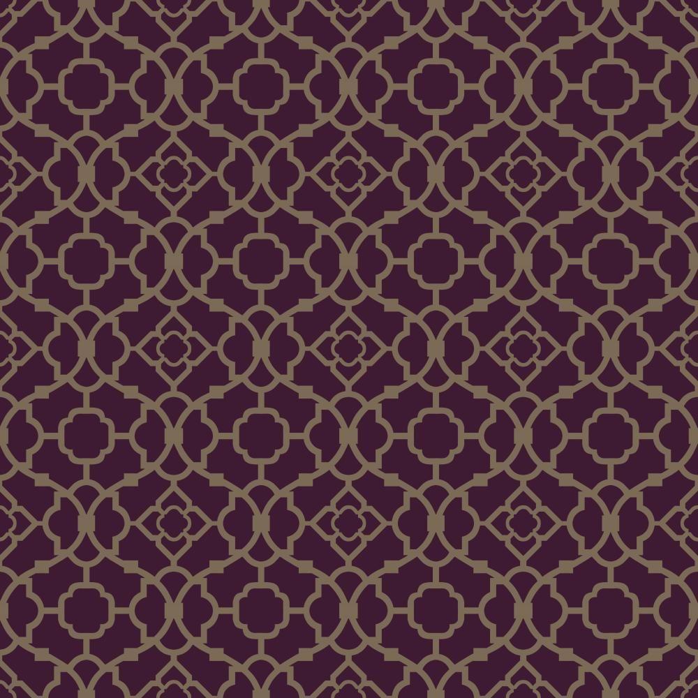 Waverly Lovely Lattice Wallpaper