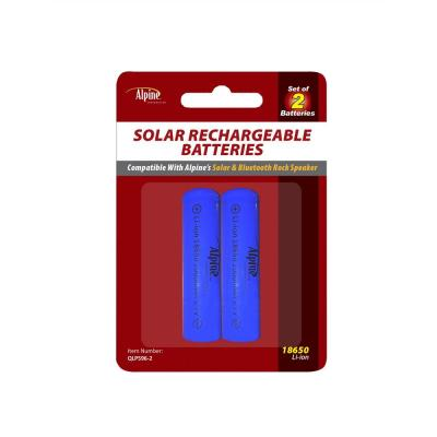 Lithium-Ion Rechargeable Battery (2-Pack)