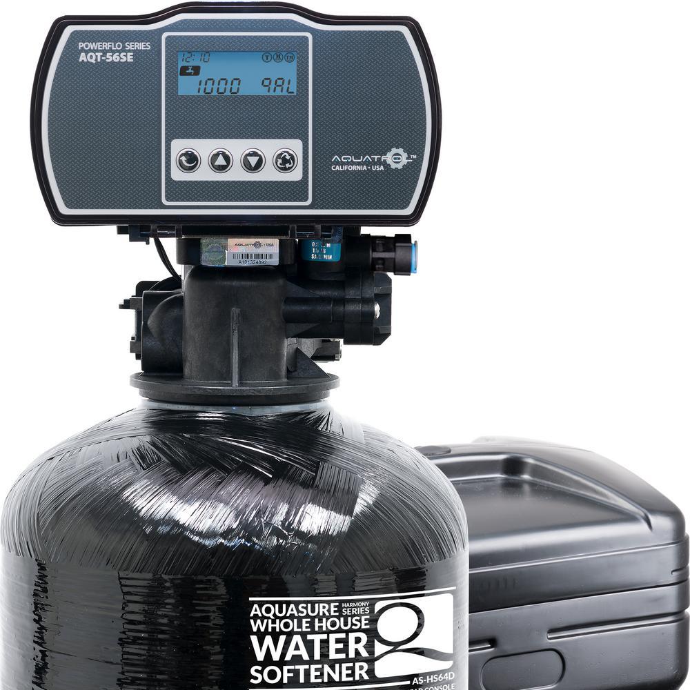 Harmony Series 48,000 Grain Digital Metered Water Softener