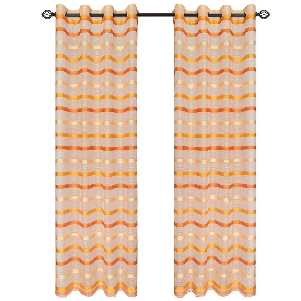 Arla Grommet Curtain Panel