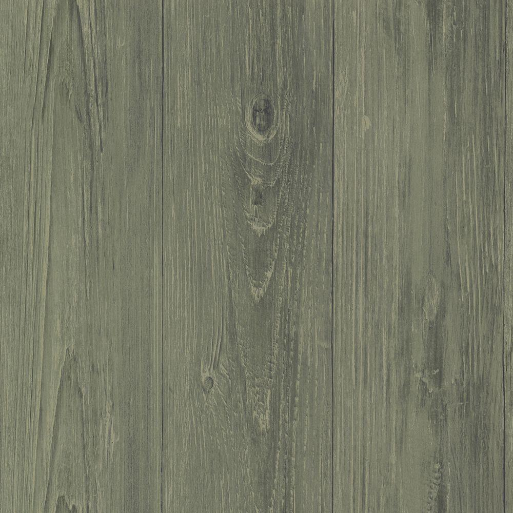 Chesapeake Mapleton Sage Faux Wood Texture Wallpaper Ctr64222 The Home Depot