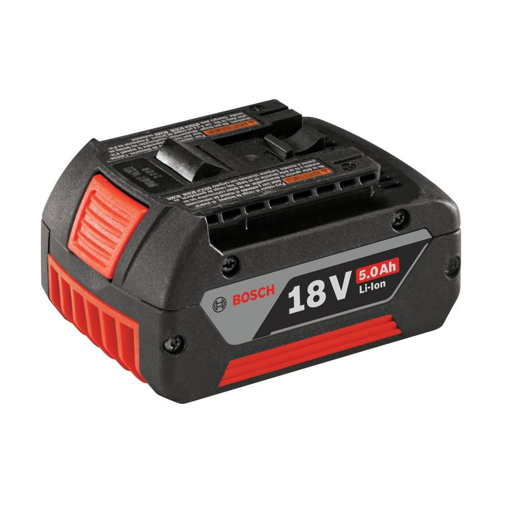 18-Volt Lithium-Ion 5.0 Ah Battery