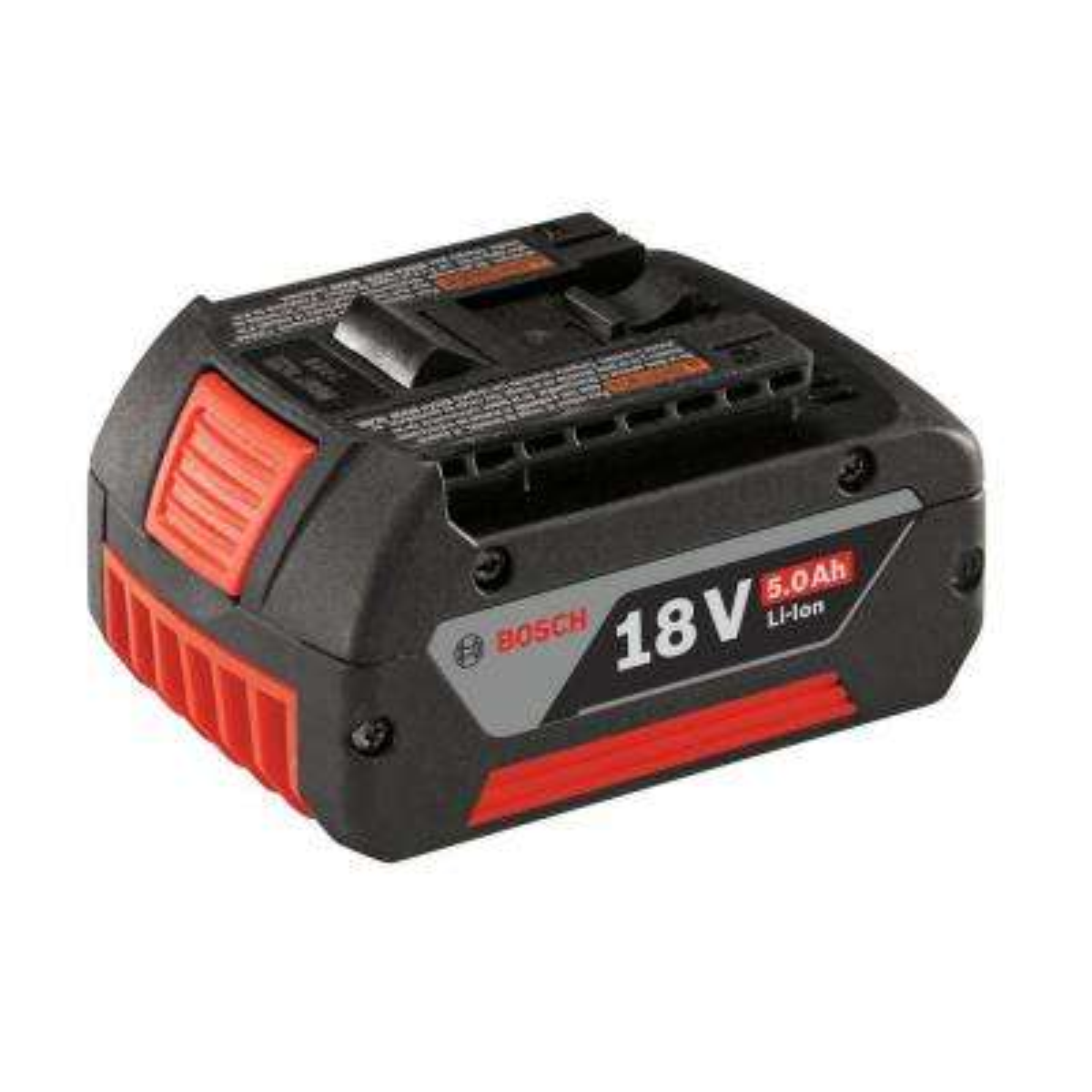 18-Volt Lithium-Ion 5.0 Ah Battery