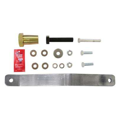 Boat Lift Boss Install Kit for Dutton-Lainson Chain Drive Winches (CD4000 and CD4500)