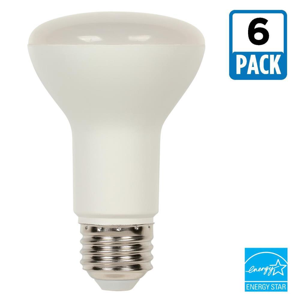 Westinghouse 50w equivalent bright white r20 dimmable led light bulb westinghouse 50w equivalent bright white r20 dimmable led light bulb 6 pack arubaitofo Image collections