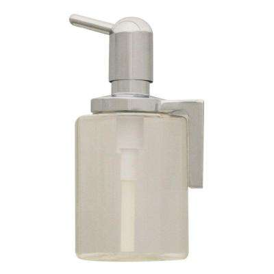 6-1/4 in. Wall Mounted Soap Dispenser in Polished Chrome