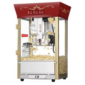 Click here to buy Great Northern Matinee Movie 8 oz. Popcorn Machine by Great Northern.