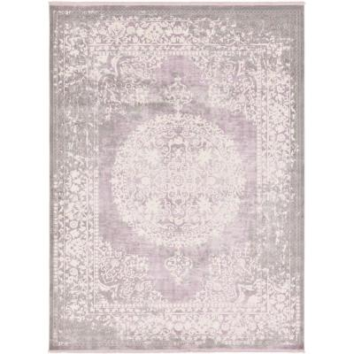 New Classical Olwen Purple 9' 0 x 12' 0 Area Rug