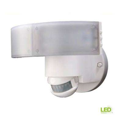 Dusk to dawn outdoor security lighting outdoor lighting the 180 degree white led motion outdoor security light aloadofball Images