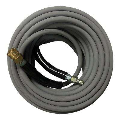3/8 in. x 100 ft. 4000 PSI Pressure Washer Hose Rated