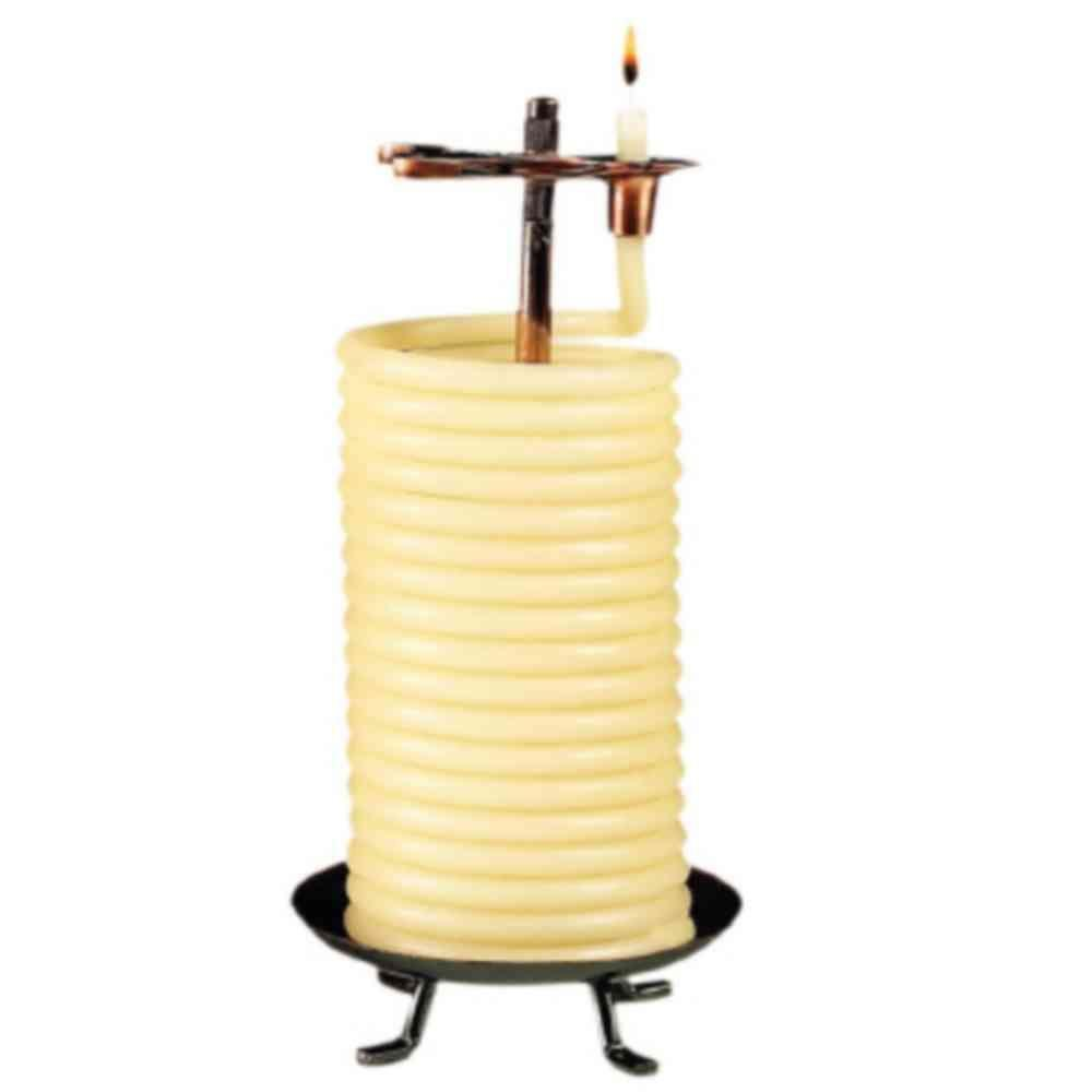Candle by the Hour 80 Hour Coil Citronella Candle