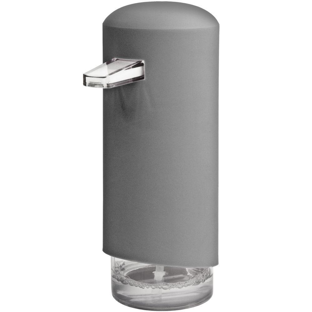 Foam Soap Dispenser in Grey
