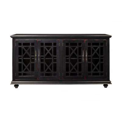 Cassandra Black Home Entertainment Center