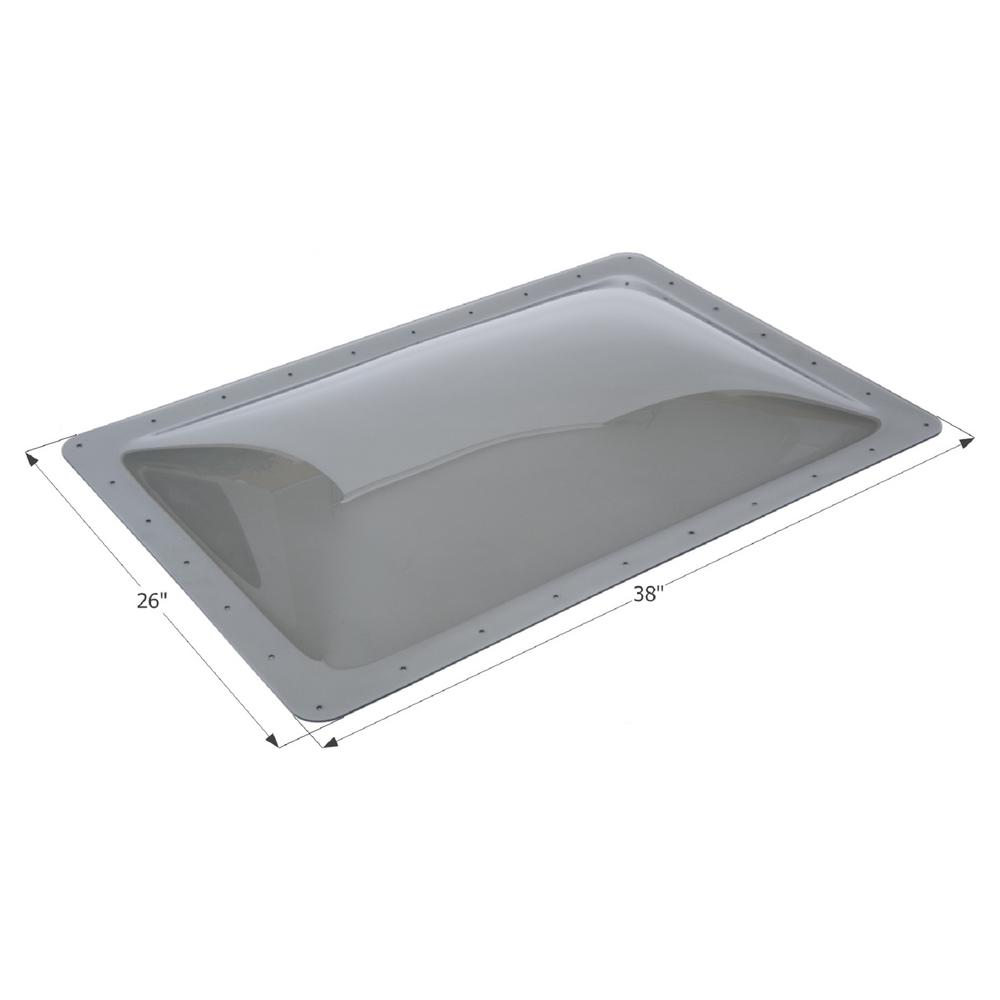 Home Depot Sky Lights: ICON Standard RV Skylight, Outer Dimension: 26 In. X 38 In