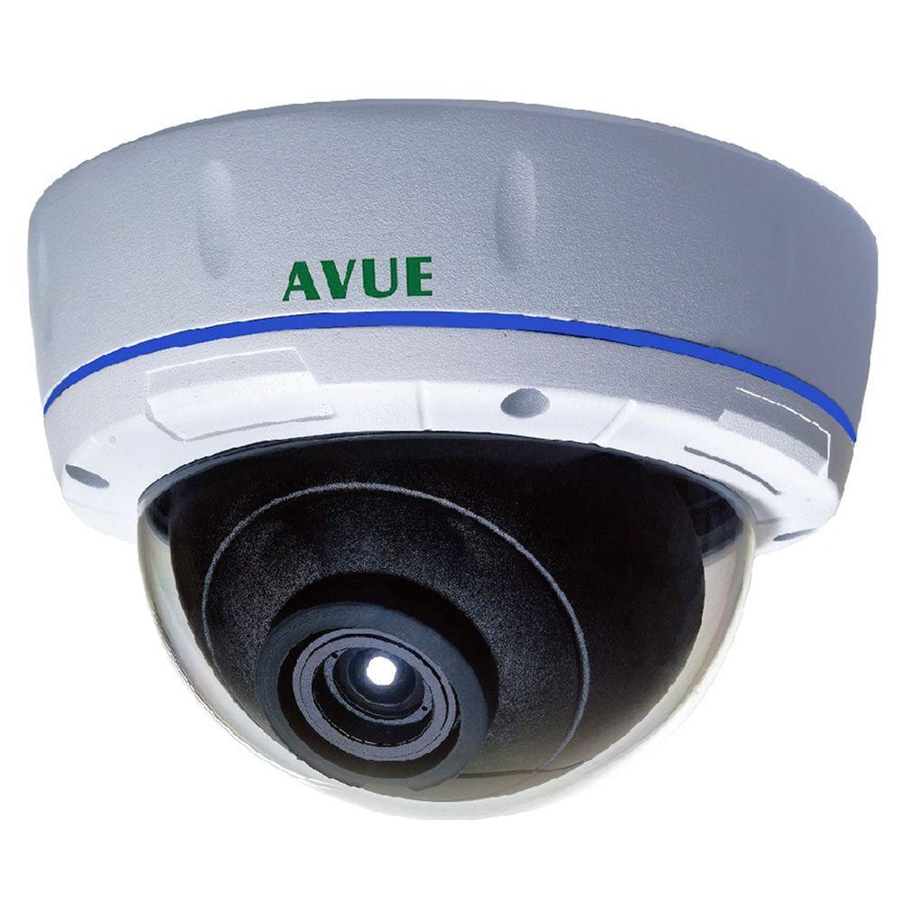 AVUE Vandal-Proof Outdoor Dome 700 TVL Security Camera