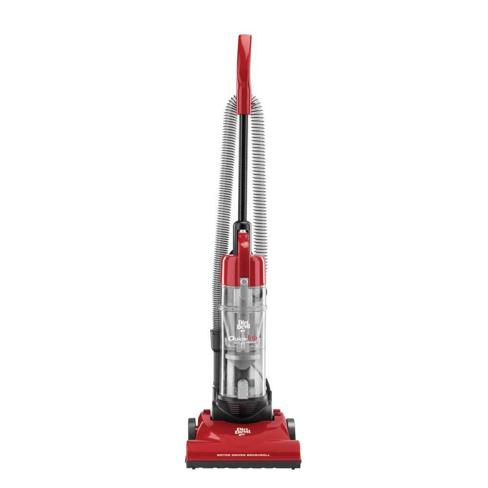 Quick Lite Plus Bagless Upright Vacuum Cleaner