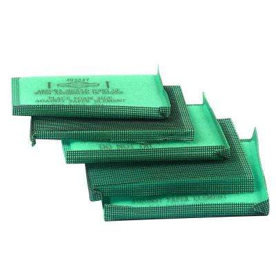 4.5 in. x 3.75 in. x 5 in. Air Filter Pre-Cleaner for Model# 493537S (5-Piece)