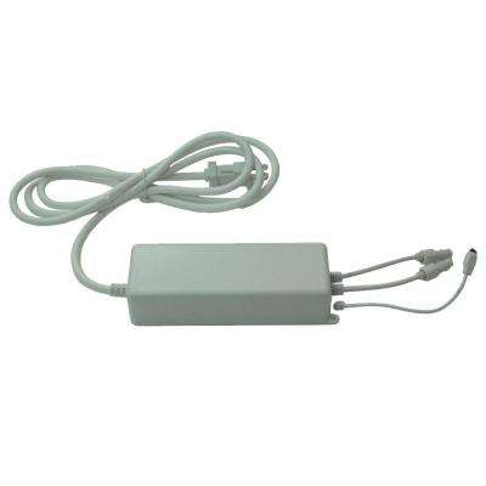 60-Watt Indoor/Outdoor LED Bright White Tape Light Power Supply/Driver