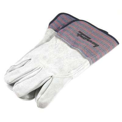 ForneyHide Light-Duty Welding Gloves, Men's Size Large