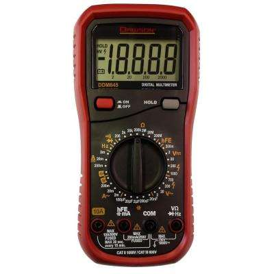 20,000 Count Display Digital Multimeter