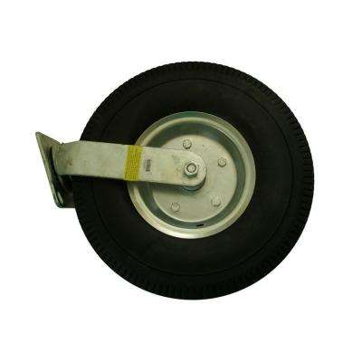 12 in. Swivel Flat Free Caster Wheel