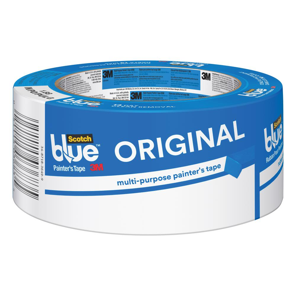 Home Depot Painters Tape Blue