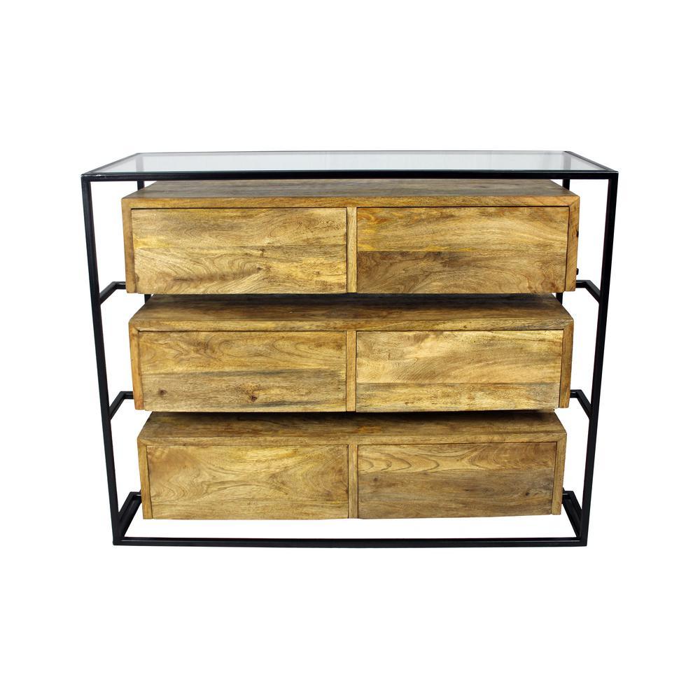 Spree 6 Drawer Dresser