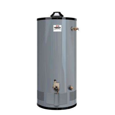 Commercial Medium Duty 98 Gal. 75K BTU Ultra Low NOx (ULN) Natural Gas Tank Water Heater