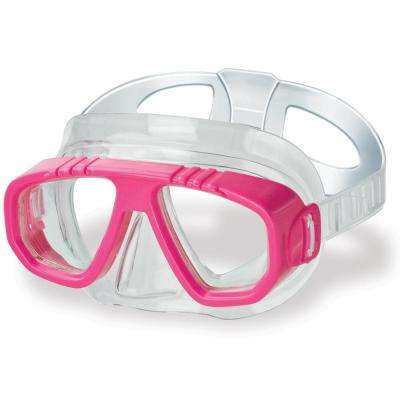 Newport Assorted Colors Kids Recreational Swim Mask