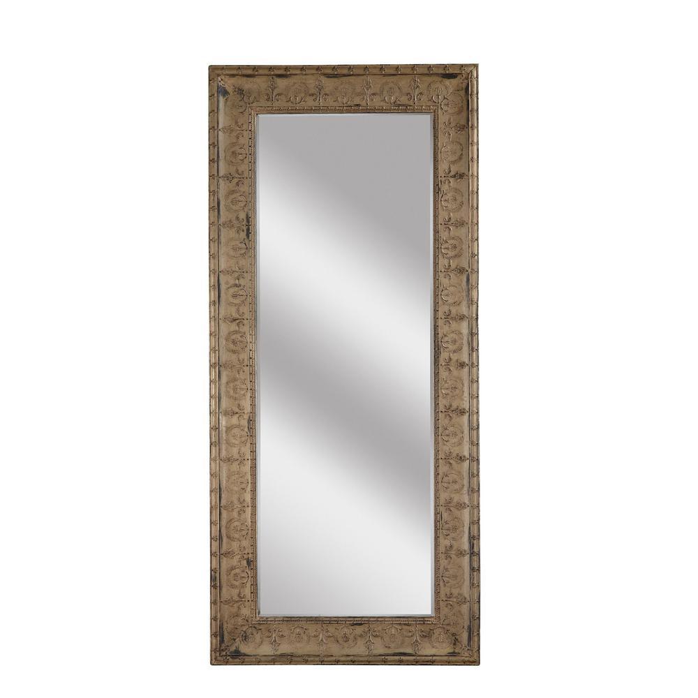 Metal Decorative Framed Mirror